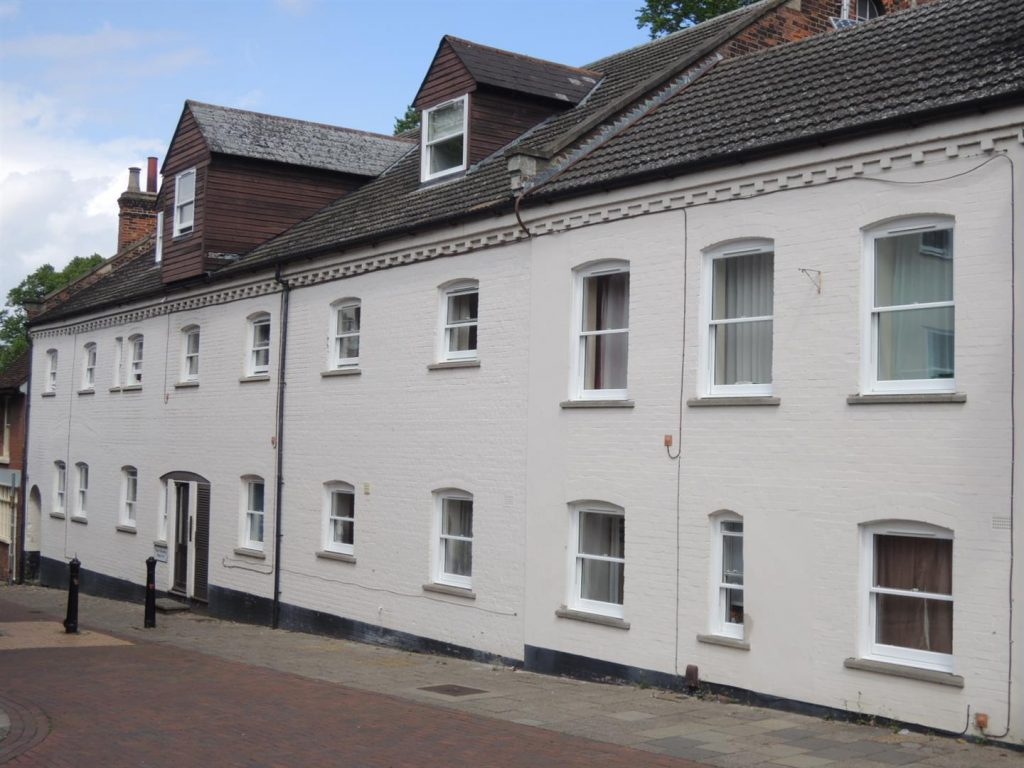 Roger Browning House, Maidenburgh Street, Colchester